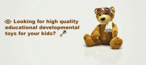 Dr. Marisa van Niekerk recommends high quality educational and developmental toys for your children